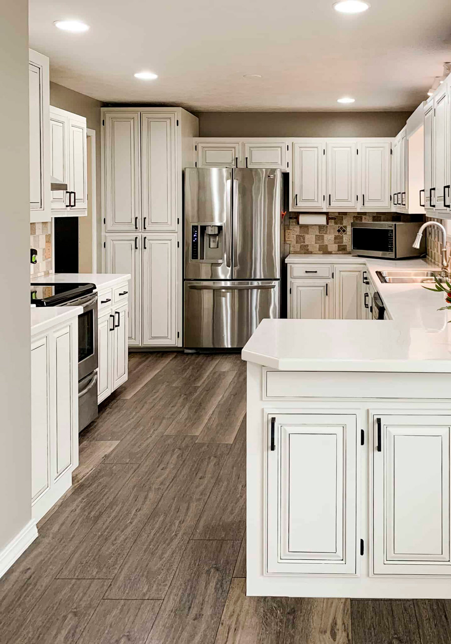 Kitchen Painting Cabinets Professionals in Ottawa
