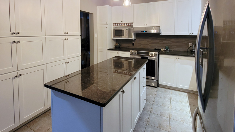 Ottawa best kitchen cabinets painting services company